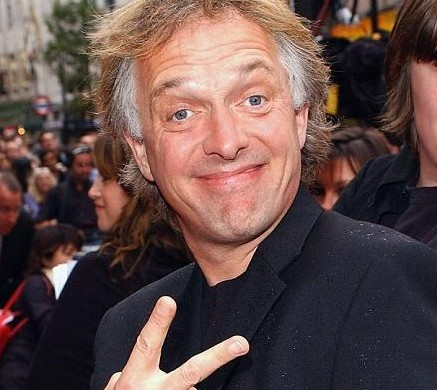 "Rik Mayall in 2004 at the UK Film Premiere in London of the classic novel by Jules Verne ""Around The World In 80 Days"". (Photo by Steve Finn/Getty Images)"