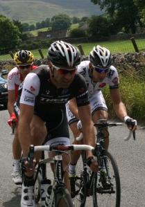 Jens Voigt in front